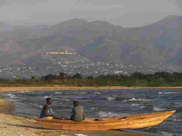 Tanganika Lake in Africa with 32,900 square km.