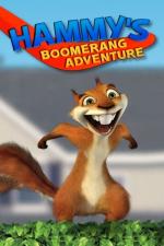 Vecinos invasores: La aventura de Hammy y el boomerang
