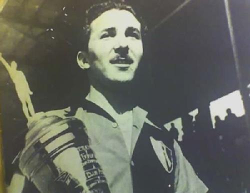 Edwin Cubero