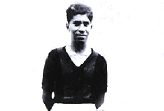 """Salvador Soto Villegas, """"El Indio Buroy"""""""