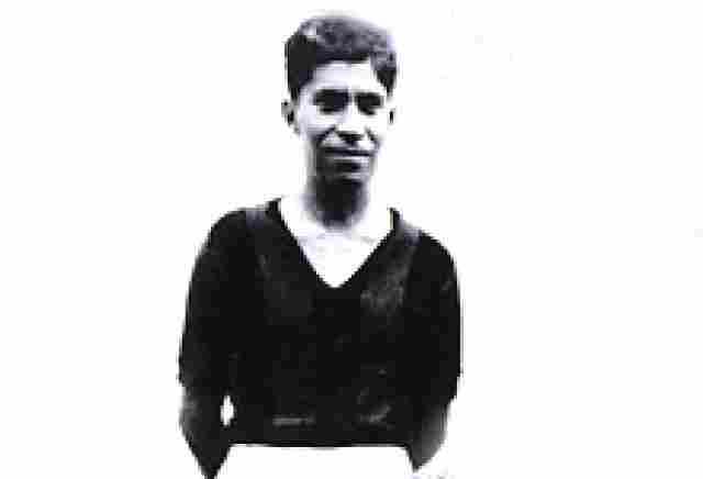 """Salvador Soto Villegas """"The Indian Buroy"""""""