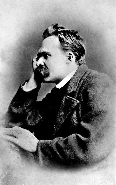 Фридрих Ницше.