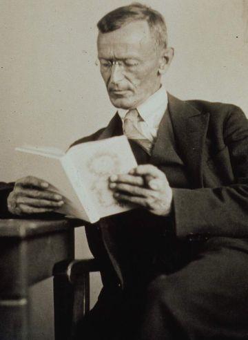 Герман Гессе.