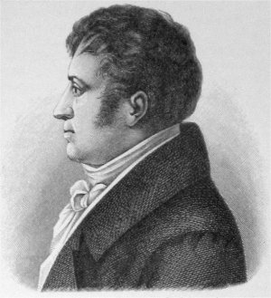 Август фон Шлегель.