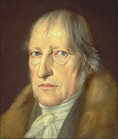Георг Гегель.