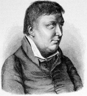 Friederich von Schlegel.