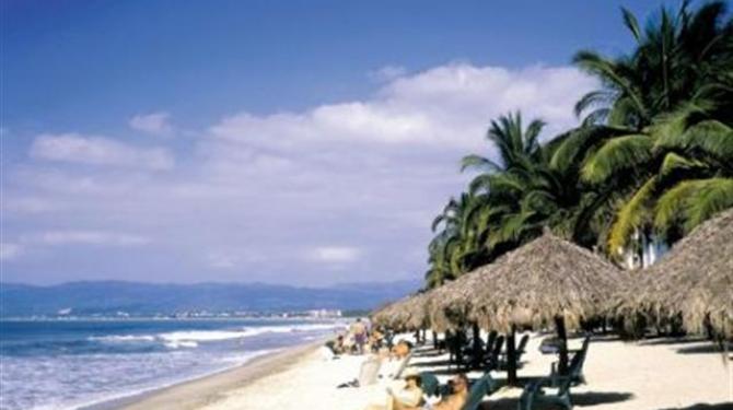 As melhores praias de Nayarit