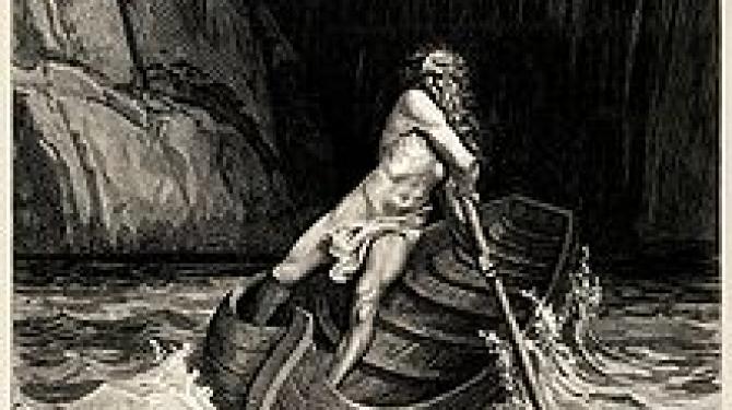 Mythological monsters of history