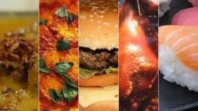 Os melhores pratos da gastronomia de diferentes países