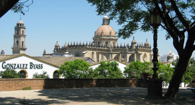 Херес де ла Фронтера (Андалусия)