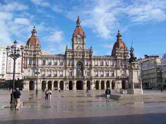 A Coruña (Galicien)
