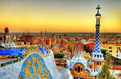 Barcelona (Katalonien)