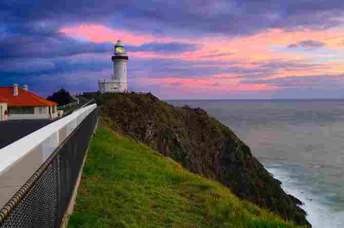 Cape Byron Lighthouse (Australia)