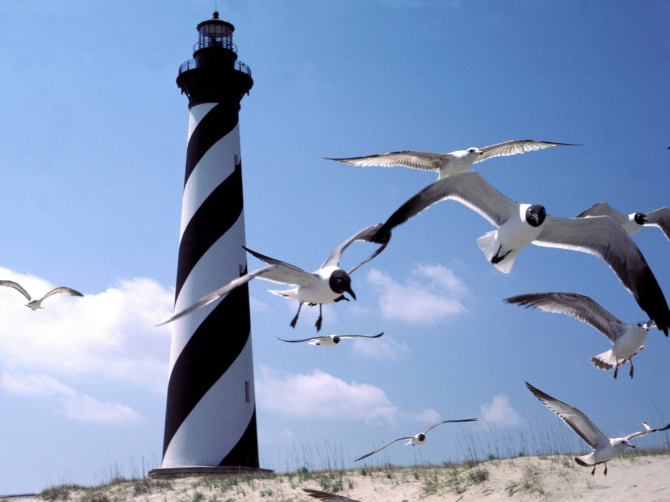 Cape Hatteras Lighthouse (United States)