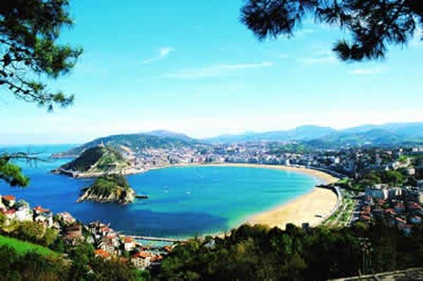Donostia-San Sebastián (Baskenland)
