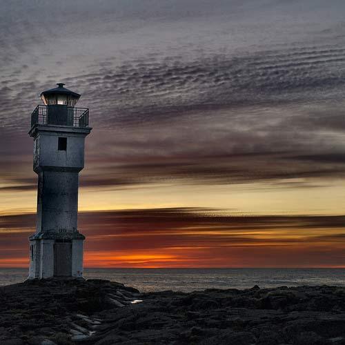 Farol de Akranes (Islândia)