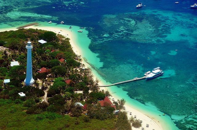 Farol de Amédée (Nova Caledônia)