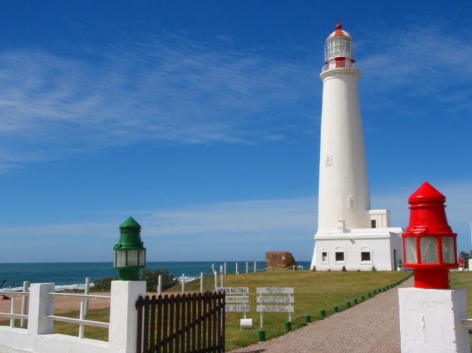 Farol de Cabo Santa María (Uruguai)