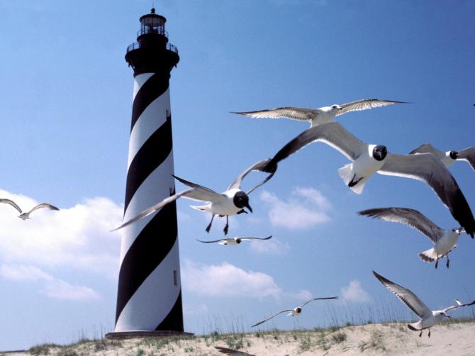 Farol de Cape Hatteras (Estados Unidos)