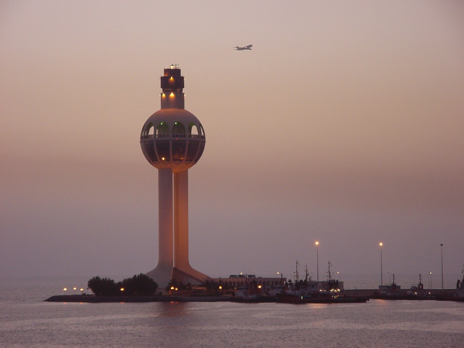 Farol de Jeddah (Arábia Saudita)