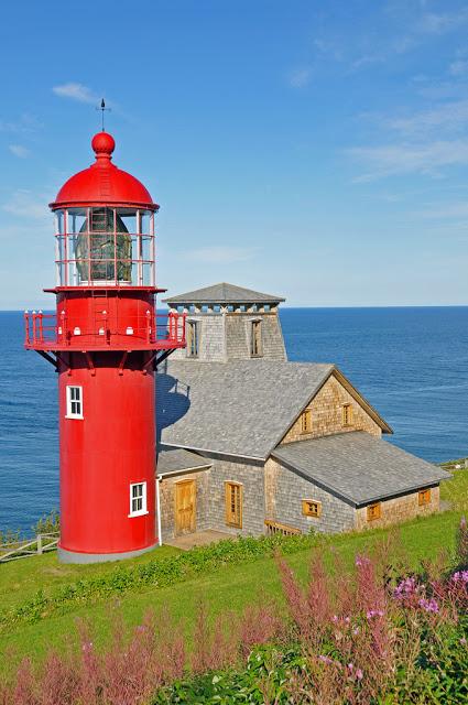 Farol de Pointe a la Renomee (Canadá)