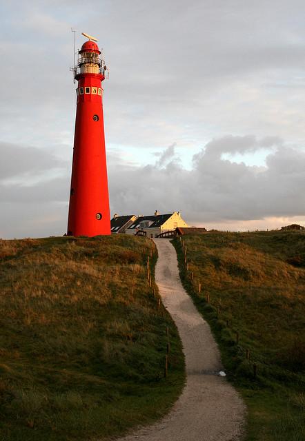 Farol de Schiermonnikoog (Holanda)