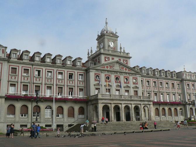 Ferrol (Galicien)