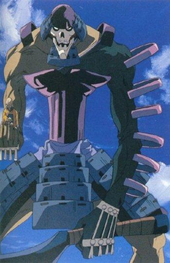 Fuji - (Rurouni Kenshin)