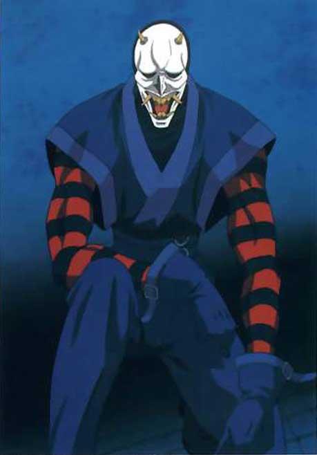 Hannya - (Rurouni Kenshin)