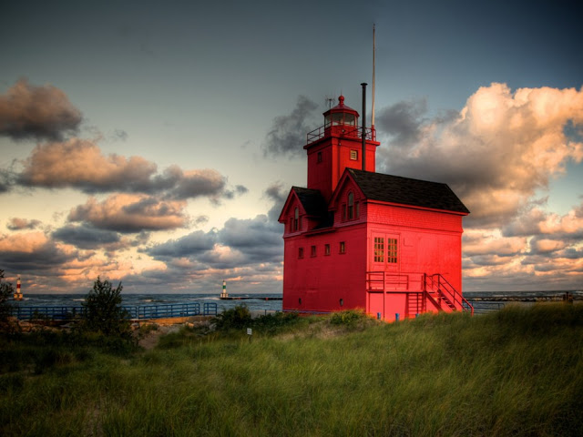 Holland Harbor Lighthouse (United States)