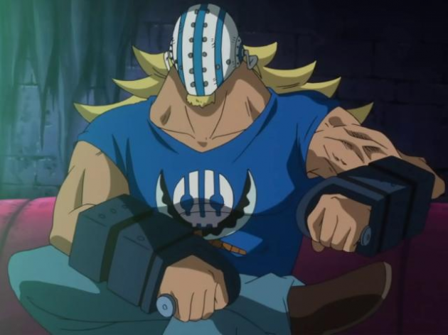 killer - (One Piece)