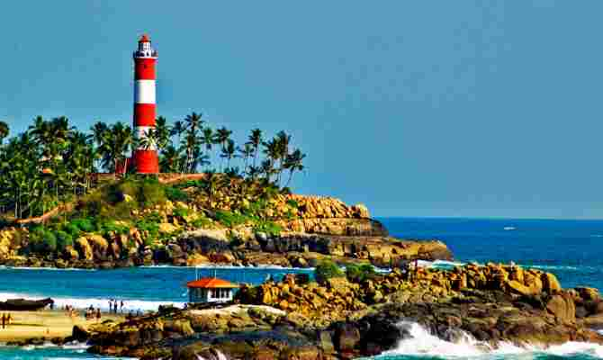 Kovalam Lighthouse (India)
