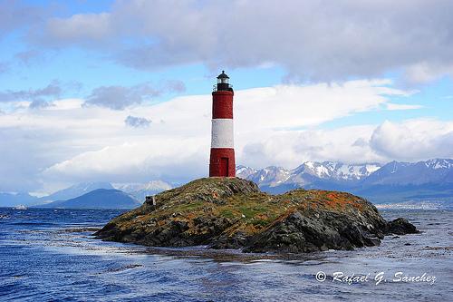 Les Éclaireurs Lighthouse (Argentina)