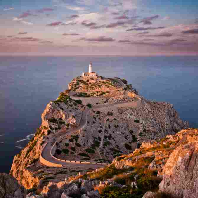 Lighthouse of Formentor (Spain)
