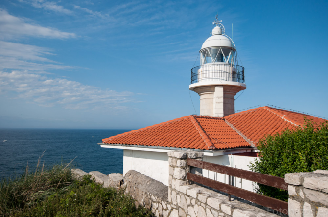 Lighthouse of Punta del Torco de Afuera (Spain)