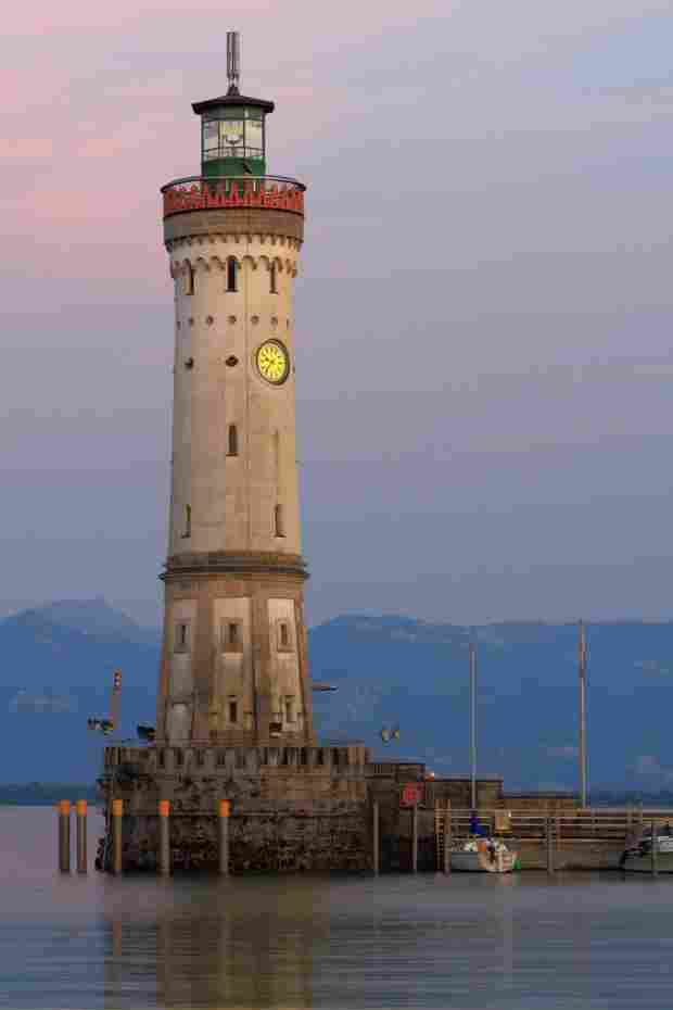 Lindau Lighthouse (Germany)