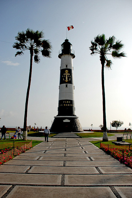 Marina Lighthouse (Peru)