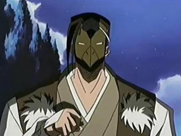 Mikihisa Asakura - (Shaman King)