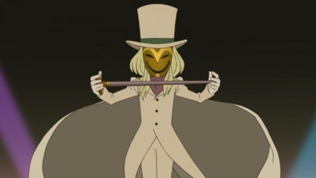 O Cavaleiro Mascarado - (Professor Layton)