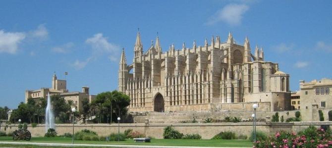 Palma de Maiorca (Ilhas Baleares)