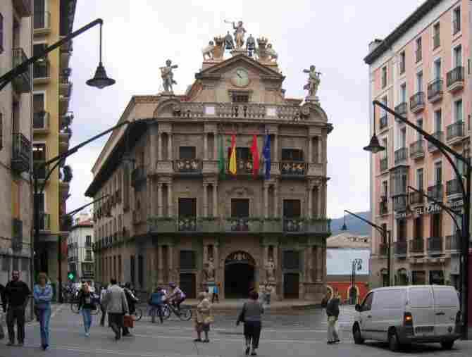 Pamplona / Iruña (Gemeinde von Navarra)