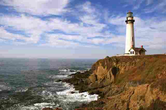 Pigeon Point Lighthouse (United States)