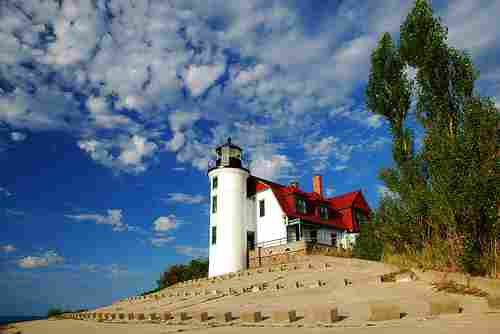 Point Betsie Lighthouse (United States)