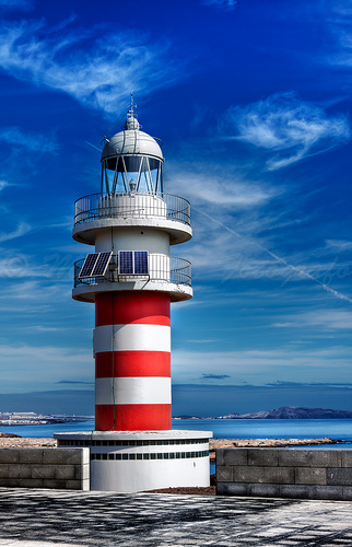 Punta de Arinaga Lighthouse (Spain)
