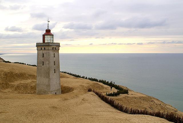 Rubjerg Knude Lighthouse (Denmark)