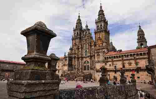 Santiago de Compostela (Galicien)