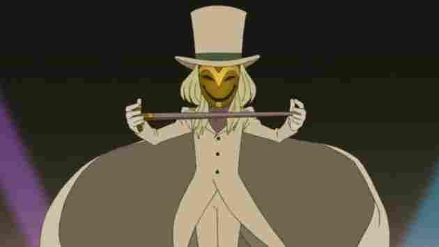 The Masked Knight - (Professor Layton)