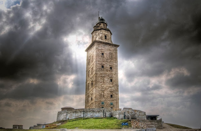 Tower of Hercules (Spain)