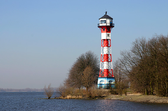 Wittenbergen Lighthouse (Germany)