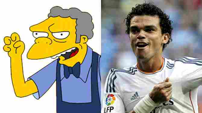 Pepe and Moe